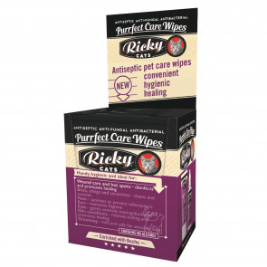 Ricky Litchfield Purrfect Care Wipes