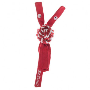Rogz Cowboyz Rope Toy-Red