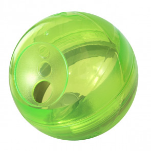 Rogz Tumbler Slow Feeder Dog Toy-Lime