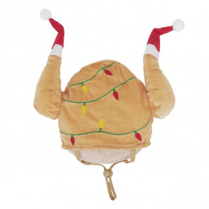 Rosewood Cupid & Comet Turkey Dress-up Hat for Dogs