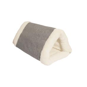 Rosewood Snuggle Plush 2-in-1 Cat Comfort Den Cat Bed