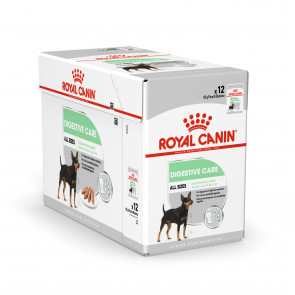 Royal Canin Digestive Care Adult Wet Food Pouches - 12x85g