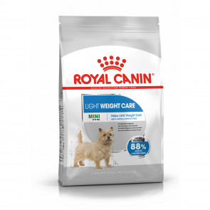 Royal Canin Mini Light Weight Care Adult Dog Food