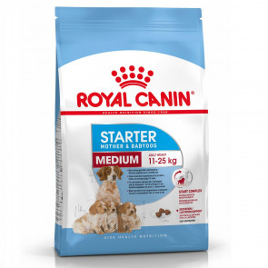 Royal Canin Medium Starter Mother & Babydog Food