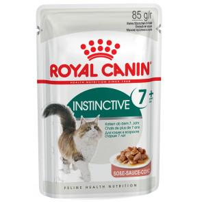 Royal Canin Wet Instinctive 7+ Cat Food Pouch