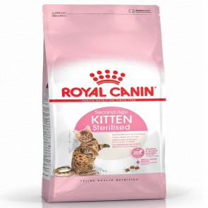 Royal Canin Sterilised Kitten Food