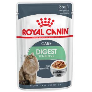 Royal Canin Wet Digest Sensitive Cat Food Pouch