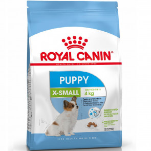 Royal Canin X-Small Junior Puppy Food