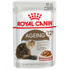 Royal Canin Wet Ageing 12+ Cat Food Pouch