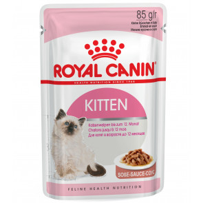 Royal Canin Wet Instinctive Kitten Food Pouch