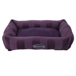Scruffs Tramps Aristocat Cat Bed - Plum