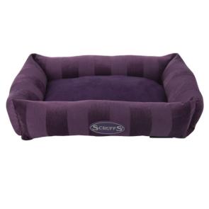 Scruffs Tramps Aristocat Cat Bed - Plum