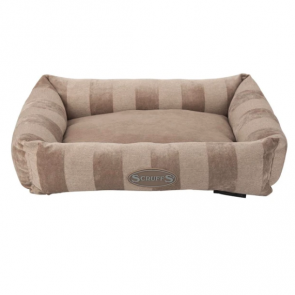 Scruffs Tramps Aristocat Cat Bed - Tan