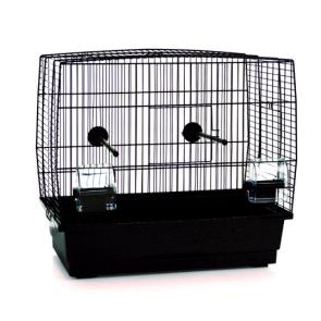 Beeztees Natalia-2 Bird Cage - Black