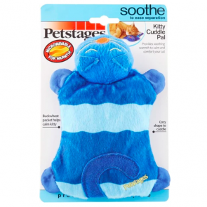 Petstages Kitty Cuddle Pal Heated Cat Pillow
