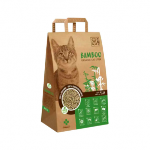 M-Pets Bamboo Organic Cat Litter