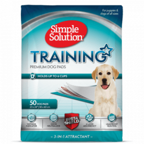 Simple Solution Dog Training Pads