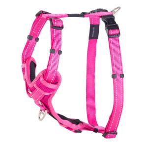 Rogz Utility Control Dog Harness Pink