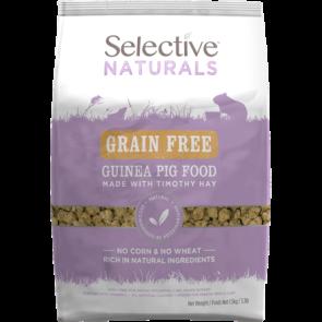 Selective Naturals Grain Free Guinea Pig Food - 1.5kg