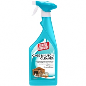 Simple Solution Cage & Hut Cleaner - 500ml