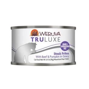 Weruva Truluxe Steak Frites Cat Food