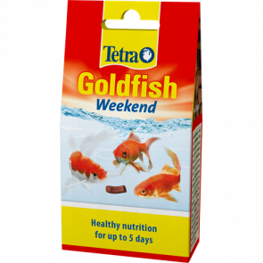 Tetra Goldfish Holiday Fish Food-10 Sticks