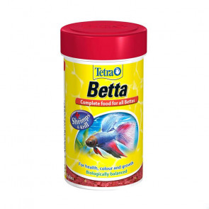 Tetra Betta Fish Flakes - 27g