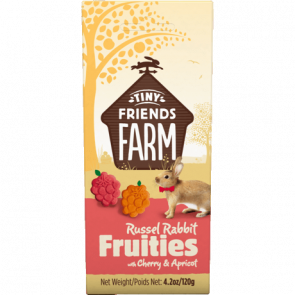 Tiny Friends Farm Russel Rabbit Fruities Rabbit Treats