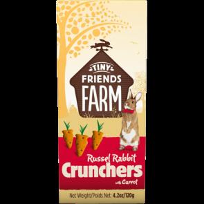 Tiny Friends Farm Russel Rabbit Crunchers Rabbit Treats