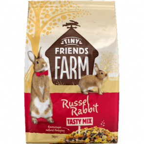 Tiny Friends Farm Russel Rabbit Tasty Mix Rabbit Food