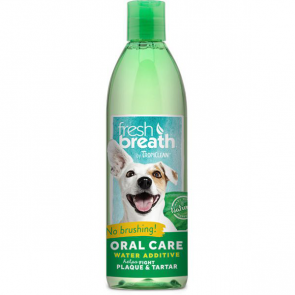 Tropiclean Fresh Breath Water Additive For Dogs
