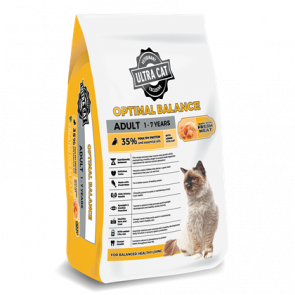 Ultra Cat Optimal Balance Adult Cat Food