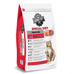 Ultra Cat Special Diet Grain Free Adult Cat Food