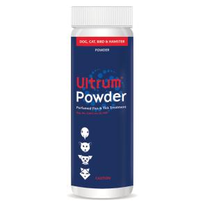 Ultrum Pet Tick & Flea Powder