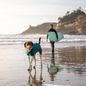Ruffwear Fernie Knit Fleece Dog Sweater - Tumalo Teal