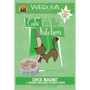 Weruva Chick Magnet Cat Food Pouch