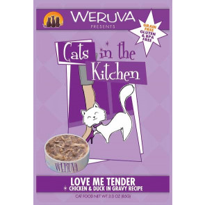Weruva Love Me Tender Cat Food Pouch