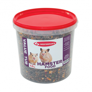 Westerman's Hamster Food Mix - Value Tub
