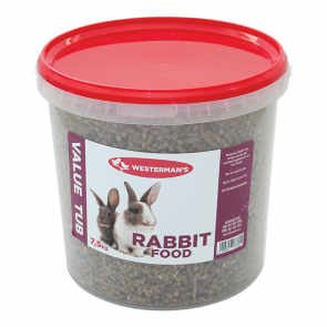 Westerman's Rabbit Pellets - Value Tub