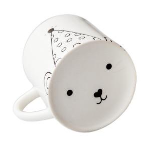 Sugar & Vice Handmade Ceramic Party Bear Mug